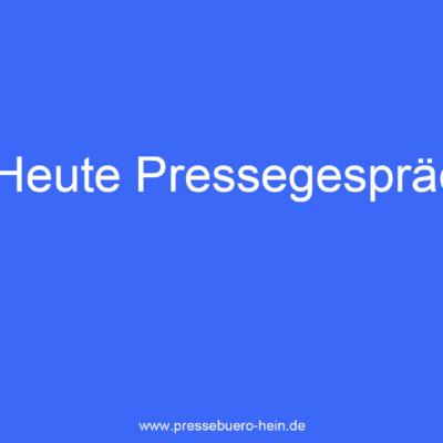 Pressegespräch durchführen mit Erfolg